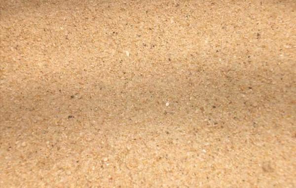 Praný písek betoňák